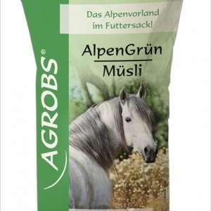 HighPoint Agrobs Alpen Grün Müsli